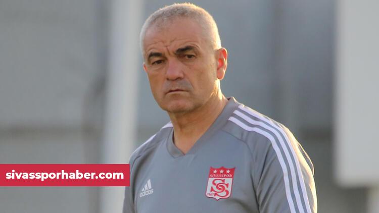 Sivasspor Ankaragücü Maçı Hazırlıklarını Sürdürdü