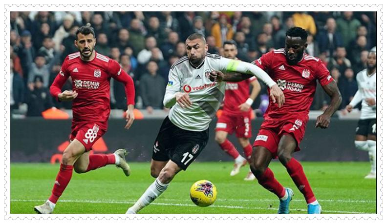Beşiktaş Sivasspor
