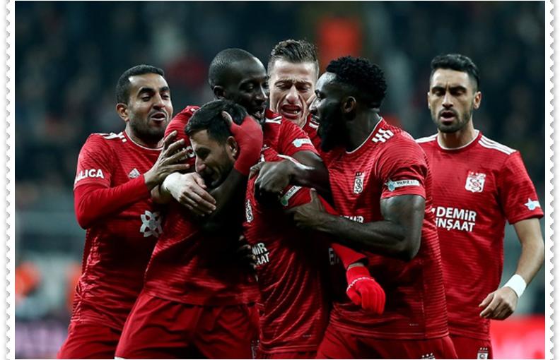 Sivasspor futbol takımı futbolcuları
