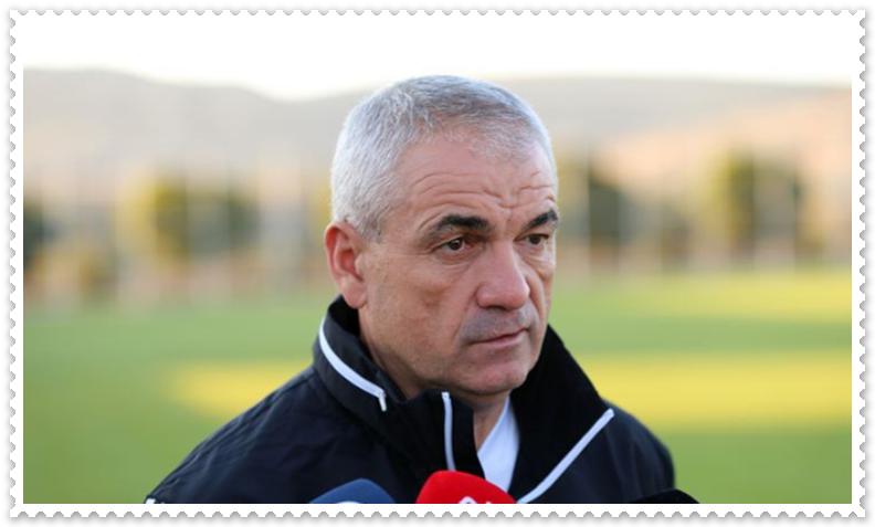 DG Sivasspor takımının teknik direktörü