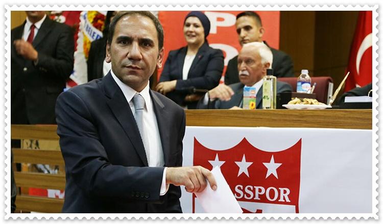 Sivasspor genel kurulu