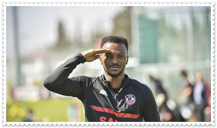 Sivasspor takımında Kayode transferi
